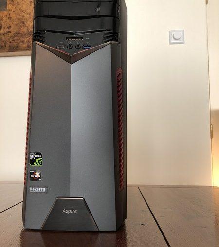 Acer Aspire GX-281 A7XRX580