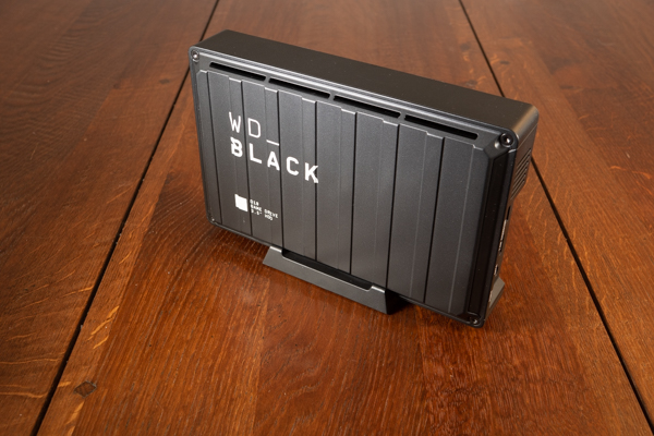 Western Digital WD Black D10 Game Drive 8TB