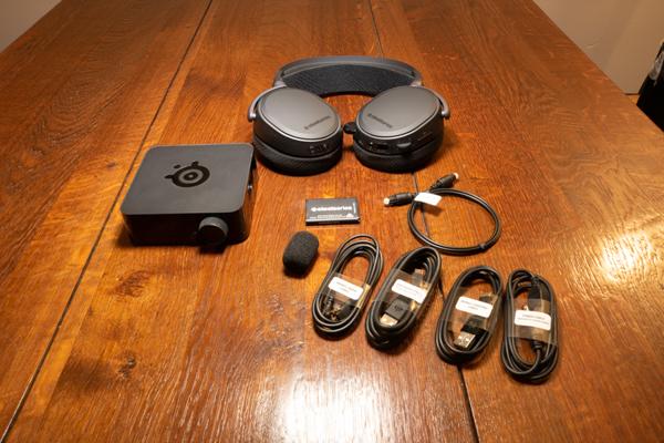 Steelseries Arctis Pro Wireless Zwart Review