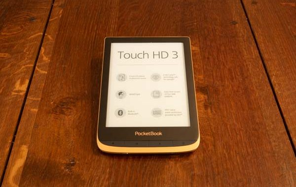 PocketBook Touch HD Review