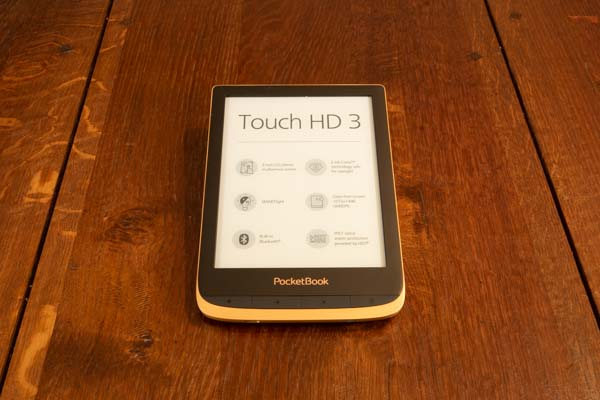 PocketBook Touch HD3
