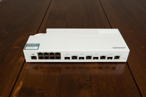 QNAP QSW-M408-4C & QSW-1208-8C